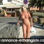 Blonde gourmande propose gangbang Cap d'Agde