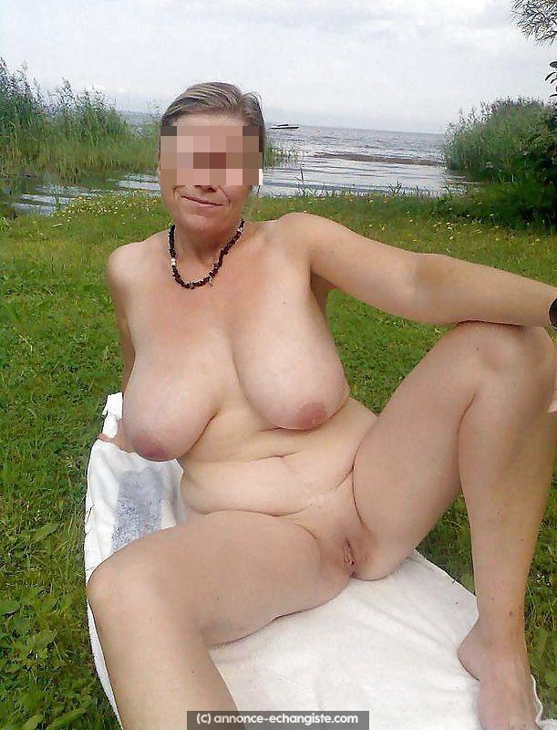 belle mere mature massage sensuel nantes