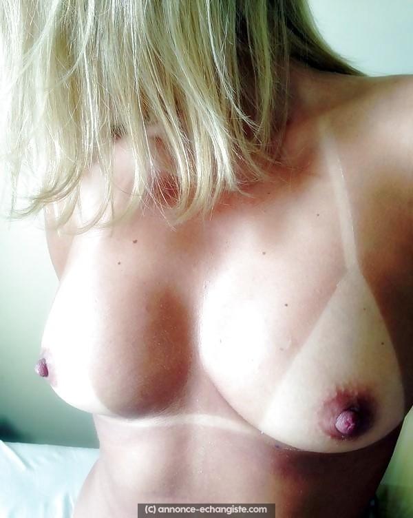 Jolie blonde très coquine, cherche amant musclé marseille