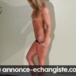 Jolie blonde gourmande coquine cherche complices Paris
