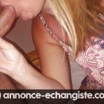 Belle blonde nympho à baiser sur Perpignan