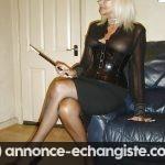 Femme mature dominatrice