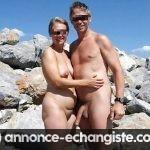 Couple naturiste échangiste Toulon