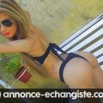 Jolie blonde sexy cherche complice Belgique