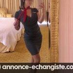 Hôtesse de l'air libertine en région parisienne